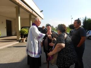 COIMPO Mons Furni saluta Kaita Fornasiero vedova Berti